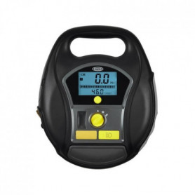 RING Compresseur d'air rechargeable digital automatique - 12 / 220V