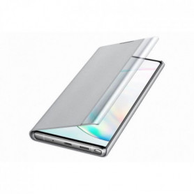 Clear View Cover Silver Note10+
