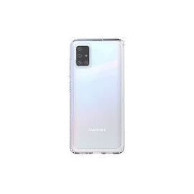 Coque Designed for Samsung A51 Transp