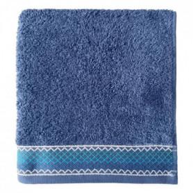 SANTENS Serviette de toilette 100 % Coton Orka - 50 x 100 cm 132031