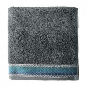 SANTENS Serviette de toilette 100 % Coton Orka - 50 x 100 cm 132033