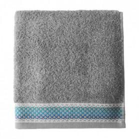 SANTENS Serviette de toilette 100 % Coton Orka - 50 x 100 cm