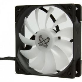 SCYTHE Ventilateur pour boitier PC Kaze Flex - RGB PWM - 120 mm 132122