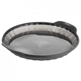 TEFAL Moule à tarte Crispybake - Silicone - 28 cm