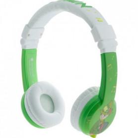 BUDDYPHONE Casque filaire Moomins - Vert et blanc