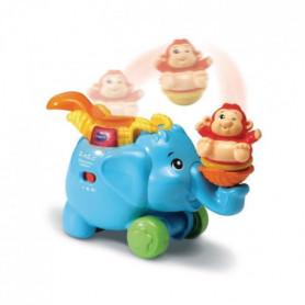 VTECH - 509805 - Zoomizooz - Elephanteau Magique (+ 1 animal)