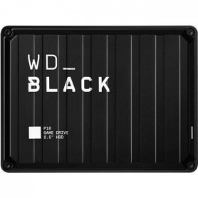 WD_BLACK P10 Game Drive - Disque dur externe - 5 To - PS4 Xbox