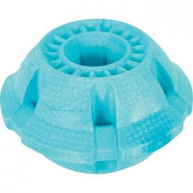 ZOLUX Jouet flottant balle - 8 x 8 x 4,5 cm - Bleu - Pour chien