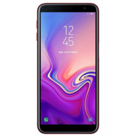 Samsung Galaxy J6 Plus (2018) 32 Go Rouge - Grade A