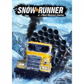 SnowRunner Jeu PC