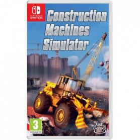Construction Machines Simulator Jeu Nintendo Switch