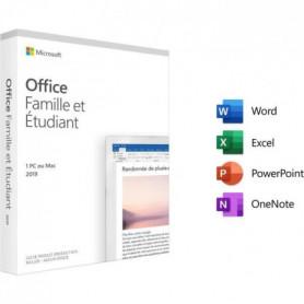 Microsoft Office Famille et Etudiant 2019 - Achat définitif