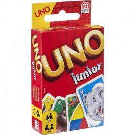 UNO Junior - 52456 - Jeu de Société - 3 ans et +