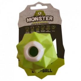 DEMAVIC Balle Monster petite taille - Verte - Pour chien