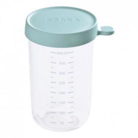 BEABA Portion verre 400 ml airy green