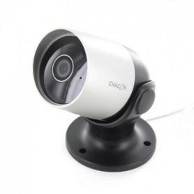CHACON Caméra IP Wi-Fi fixe extérieure HD1080P