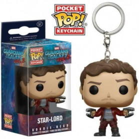 Porte-clé Funko Pocket Pop! Gardiens de la galaxie 2