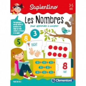 CLEMENTONI Petit Savant - J'apprends à compter