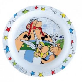 Fun House asterix assiette micro-ondable pour enfant