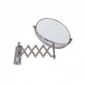 GERSON Miroir mural grossissant avec bras extensible