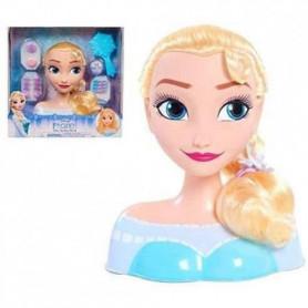 Disney Princesses - Tete a Coiffer - Elsa