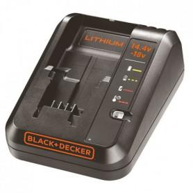BLACK & DECKER Chargeur de batterie BDC1A-QW
