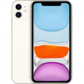 APPLE iPhone 11 Blanc 256 Go
