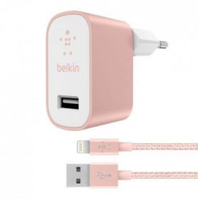 Belkin Chargeur secteur universel avec cble - Or