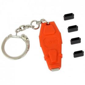 LINDY Bloqueur de port USB Type C - Kit de base avec 4 verrous