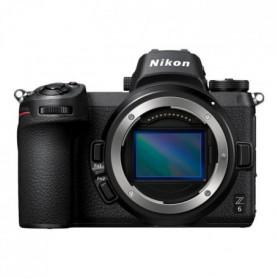 NIKON Hybride Z6 Noir - 24,5Mp + Objectif 24-70 f/4