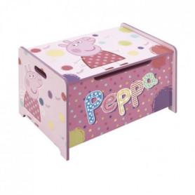 PEPPA PIG - Coffre de rangement en bois