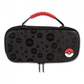 POWER à Pokémon Protection case Pokeball - Noir