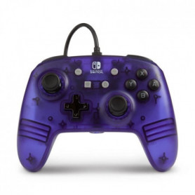 Manette Nintendo Switch Wired controller - Violet Frost