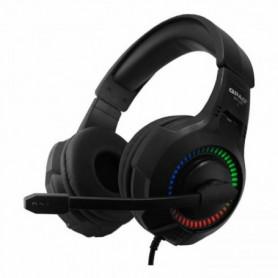 QPAD Casque gaming esport QH25 RGB Stereo et 7.1