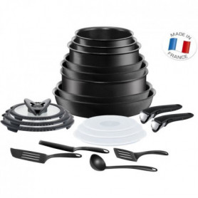 TEFAL - INGENIO PERFORMANCE - L6547802 - Batterie de cuisine