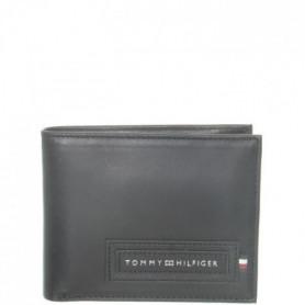 TOMMY HILFIGER Portefeuille AM0AM06006BDS - Noir - Homme