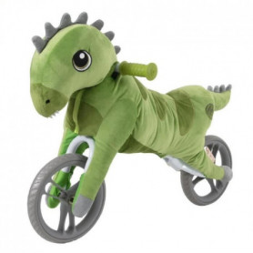 YVOLUTION Draisienne My Buddy Wheels Dino - Vert
