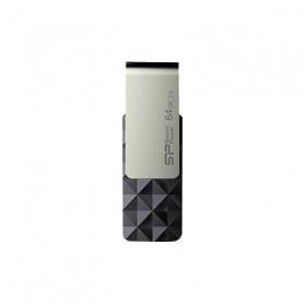 SILICON POWER Clé USB 3.0 - B30 - 64 GB - Noir