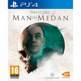 The Dark Pictures - Man Of Medan Jeu PS4