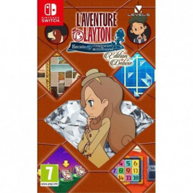 L'Aventure Layton - Edition Deluxe Jeu Switch