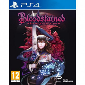 Bloodstained Ritual of the night Jeu PS4