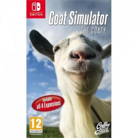 GOAT Similator : The Goaty Jeu Switch