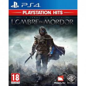 La Terre Du Milieu: L'ombre Du Mordor PlayStation Hits