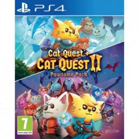 Cat Quest 1+2 Pawsome pack Jeu PS4