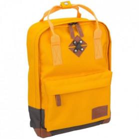 ABBEY Petit sac a dos 24 x 10 x 33 cm - Jaune