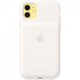 APPLE Coque avec batterie intégrée pour iPhone 11 Blanc