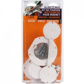 DIPRA Kit de fixation appareil sanitaire Alize'o