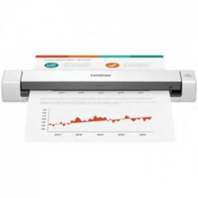 BROTHER DS-640 Scanner Mobile - A4 - Alimentation USB -15 ppm