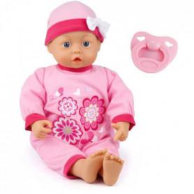BAYER - Bébé premiers mots 38 cm avec 24 sons de bébé