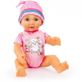 BAYER - Poupon Bébé Piccolina Newborn Baby